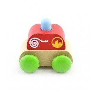اسباب بازی ماشین چوبی موزیکال پیکاردو