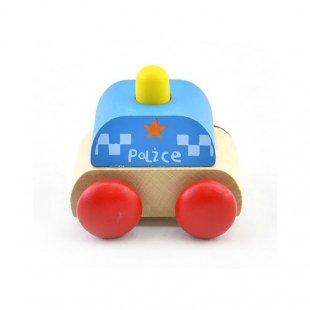 خرید اسباب بازی ماشین چوبی موزیکال