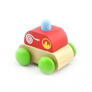 خرید اسباب بازی ماشین چوبی