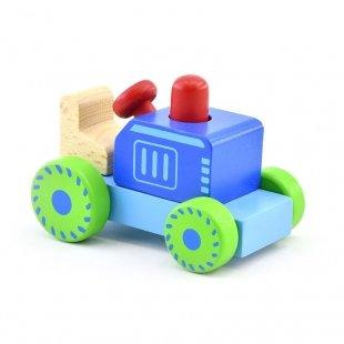 اسباب بازی تراکتور جغجغه ای پیکاردو
