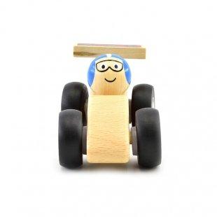 خرید اسباب بازی ماشین مسابقه ای چوبی