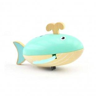 خرید نهنگ کوکی شناور چوبی پیکاردو