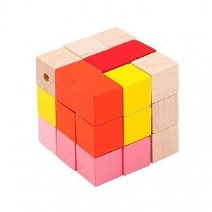خرید اسباب بازی مکعب هوش چوبی پیکاردو
