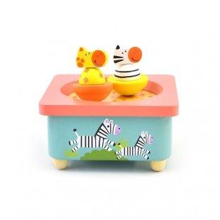 اسباب بازی جعبه موزیکال پیکاردو