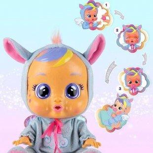 عروسک گریه کن آی ام سی مدل جنا imc toys cry babies