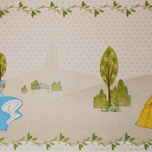 حاشیه (بوردر) - کاغذ دیواری دیزنی 00-8763