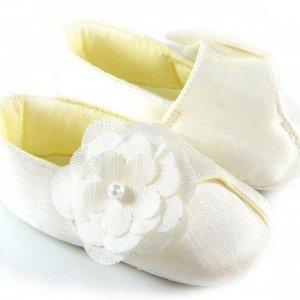 پاپوش پارچه ای  گل دارfreesure
