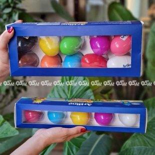 خرید خمیر بازی 5 رنگی