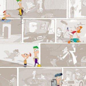 کاغذ دیواری دیزنی  06-81069
