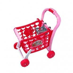 خرید و قیمت اسباب بازی سبد خرید با وسایل