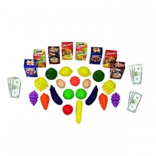 چرخ خرید اسباب بازی