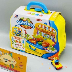 آشپزخانه قابل حمل کودک