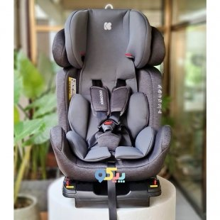 خرید صندلی ماشین کودک KIKKA BOO مدل 4safe رنگ خاکستری کد 31002070049