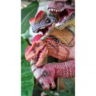 خرید فیگور دایناسور مدل انگشتی