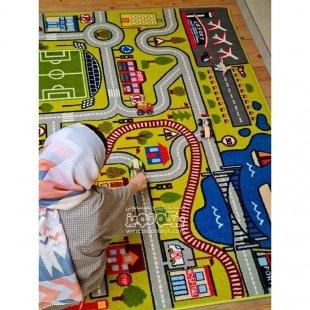 فرش اتاق کودک ترکیه ای confetti