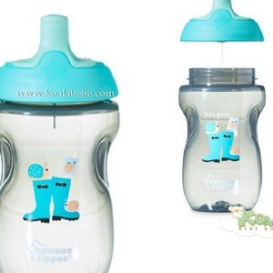 لیوان سوپاپ دار300میل آبيsports bottle  tommeetippeeکد447020