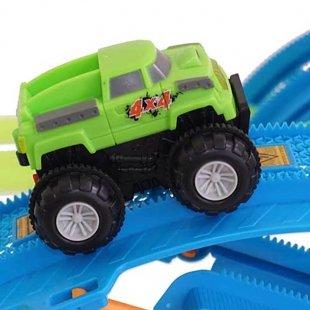 خرید ریسینگ با ماشین سبز