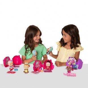 خرید اسباب بازی شانسی عروسک گریان cry babies