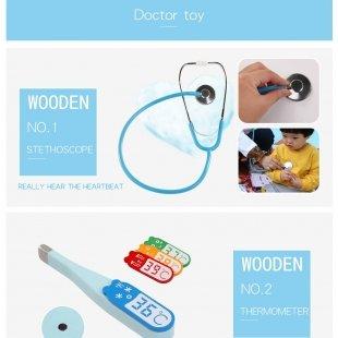 خرید اسباب بازی چوبی پزشکی