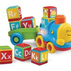 قطار آموزشی موزیکال  blue box کد4357