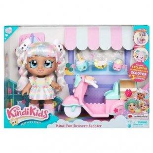 خرید عروسک کیندی کیدز مارشملو kindikids کد 50047