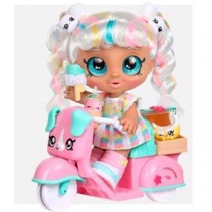 عروسک دخترانه kindi kids مارشملو