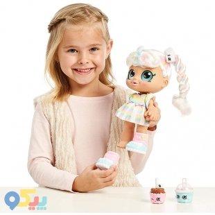 عروسک کیندی کیدز مارشملو kindikids کد 50047