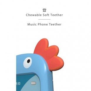 موبایل اسباب بازی موزیکال کودک کد HE8035