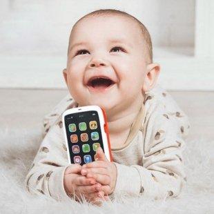 موبایل اسباب بازی موزیکال کودک کد HE8001