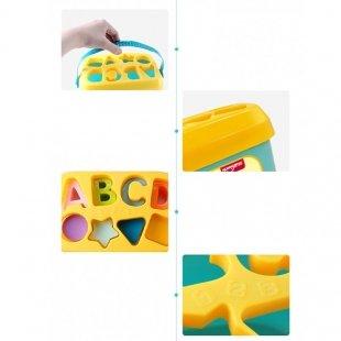 اسباب بازی بلوک آموزشی سطلی کد HE0218