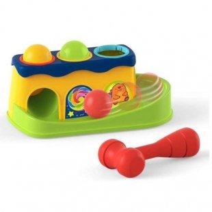 خرید اسباب بازی چکش و توپ کد HE0290