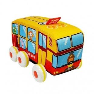 خرید اتوبوس پارچه ای 2 عددی کد HE0242