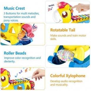 اسباب بازی موزیکال کودک