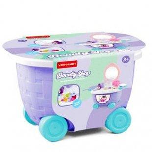 قیمت اسباب بازی میز آرایش مدل سطلی کد 5C501