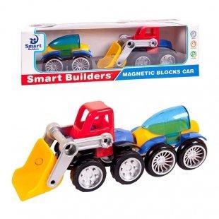 خرید ست ماشین بازی مگنتی