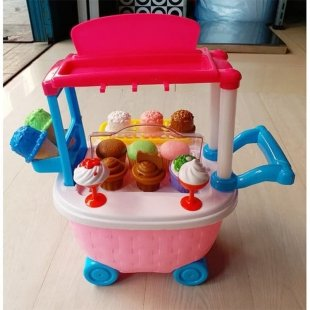 خرید اسباب بازی بستنی فروشی