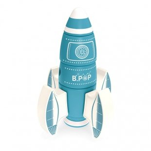 خرید اسباب بازی مگنتی مدل موشک فضایی