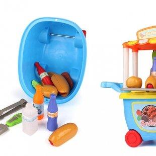 خرید اسباب بازی باربیکیو مدل سطلی کد 5C504