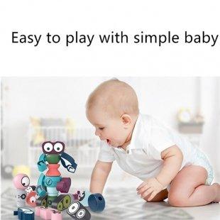 اسباب بازی مگنتی مدل ربات