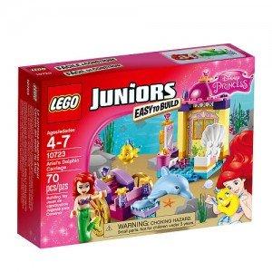 ارابه دلفین اریل پری دریایی سری JUNIORS برند LEGO كد 10723