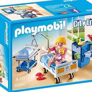 Playmobil City Life Children's Hospital Maternity Room کد 6660