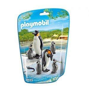 Playmobil  Penguin Family کد 6649