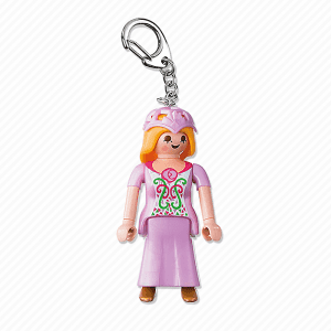 جا کلیدی Playmobil Princess Keyring کد 6618