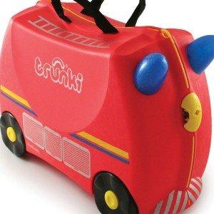 چمدان ترانكی ماشين آتش نشانی فردي كد 10060
