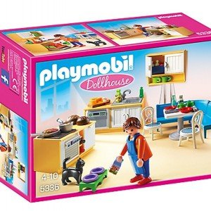 Playmobil Country Kitchen Doll House كد 5336