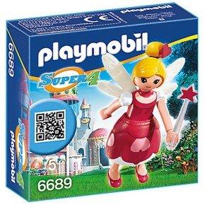 پری مهربان پلی موبيل مدل Fairy Lorella 6689