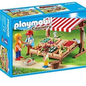 Playmobil Farmer's Market كد 6121