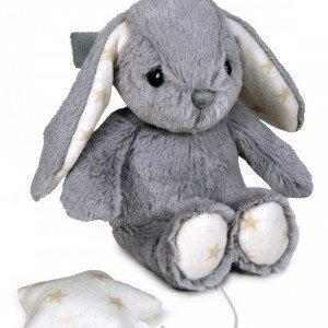 عروسك موزيكال خرگوش cloud-b كد 7010