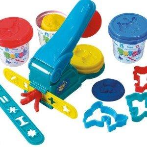 کیت آموزشی خمیربازی playgo کد 8638