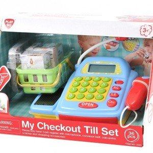 صندوق فروشگاهی رومیزی playgo کد 3225